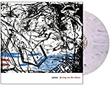 Forcing Out The Silence: White & Black Swirl Vinyl