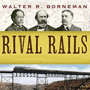 Rival Rails Audiobook