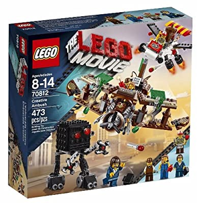The LEGO Movie Creative Ambush (70812)