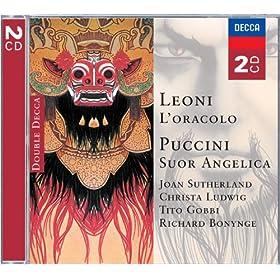 Puccini: Suor Angelica/Leoni: L'Oracolo (2 CDs)