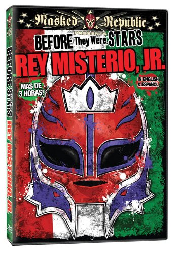 Before They Were Stars: Rey Misterio Jr [DVD] [Import]