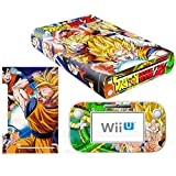 Vanknight Vinyl Decal Skin Sticker Anime for Wii U Console and Controller