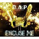 B.A.P - Excuse Me (Type A) (CD+DVD) [Japan CD] KIZM-305