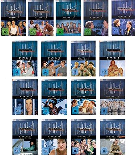 Hinter Gittern - der Frauenknast: Staffel 1 - 16 komplett im Set - Deutsche Originalware [92 DVDs] hier kaufen