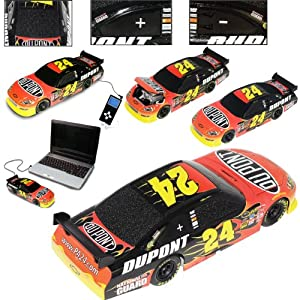 Checkered Flag Car Trax Jeff Gordon Speaker Car, 1:24 at Sears.com