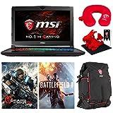 """MSI GT62VR Dominator Pro-087 (i7-6700HQ, 16GB RAM, 256GB SATA SSD + 1TB HDD, NVIDIA GTX 1070 8GB, 15.6"""" Full HD, Windows 10) VR Ready Gaming Notebook"""