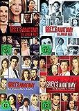 Grey's Anatomy - Staffel 1-4 (22 DVDs)