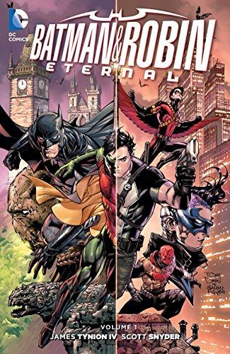 Download Batman & Robin Eternal Vol. 1