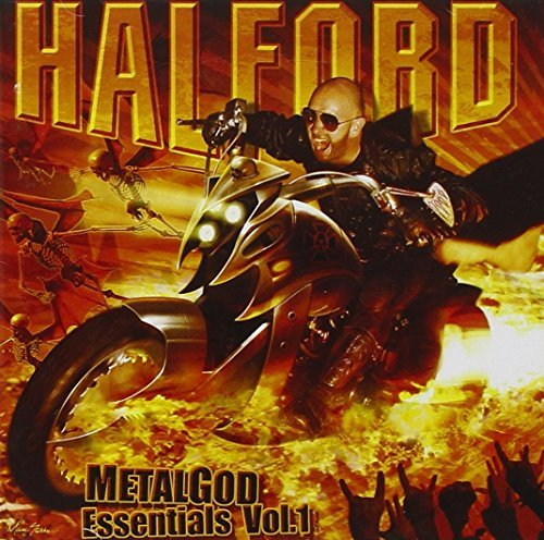 Metal God Essentials 1 (Bonus Dvd) by Halford