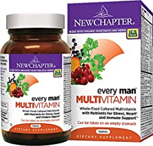 buy New Chapter Every Man® Multivitamin -- 72 Tablets