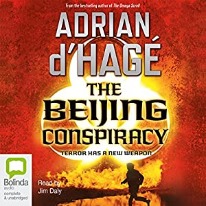 The Beijing Conspiracy Hörbuch