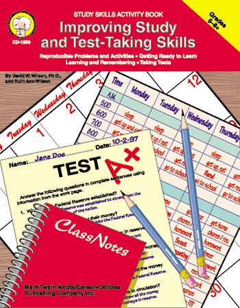 Improving Study & Test-taking - 1