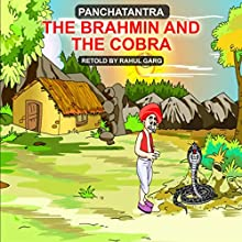 The Brahmin and the Cobra Audiobook by Rahul Garg Narrated by Rahul Garg