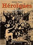echange, troc Antoine Porcu - Héroïques : Femmes en Résistance, tome 2