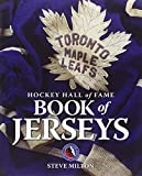 img - for Hockey Hall of Fame Book of Jerseys book / textbook / text book