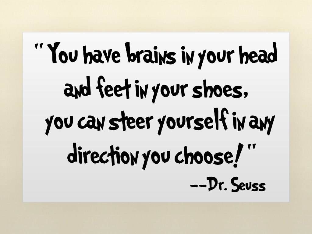 In Your Head Quotes: Daily PlanIt