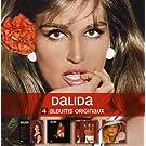 Garde Moi La Derni�re Danse / Bambino / Les Grilles De Ma Maison / Dalida (Coffret 4 CD)