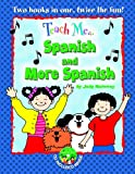 img - for Teach Me Spanish & More Spanish, Bind Up Edition (Spanish Edition) book / textbook / text book