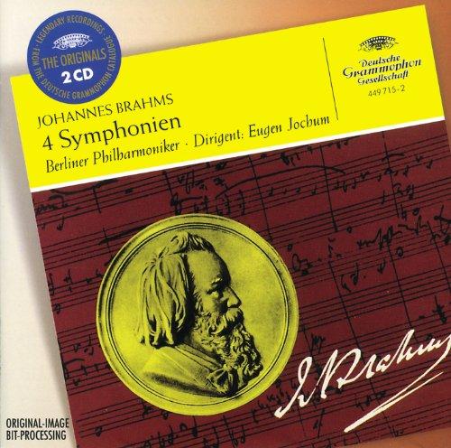 Brahms: Symphony No. 2 In D Major, Op. 73 - 3. Allegretto grazioso ( Quasi andantino) - Presto ma non assai (Brahms Symphonies Jochum compare prices)
