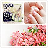 Flower Love Letter Pattern Nail Art Stamp Template Image Plate QA-Y023 # 22250