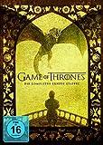 Game of Thrones - Die komplette 5. Staffel -  DVD Preisvergleich