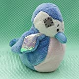 Me To You 4-inch Tatty Teddy and My Blue Nose Friends Ruby The Robin Limited Edition Soft Toy