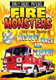 Totally Trucks: Fire Monsters [DVD] [Region 1] [US Import] [NTSC]