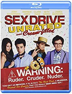 NEW Zuckerman/duke/marsden/green - Sex Drive (Blu-ray)