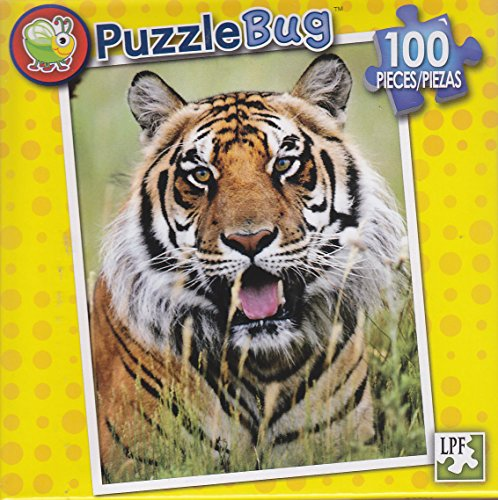 Puzzlebug 100 Piece Puzzle ~ Tiger - 1