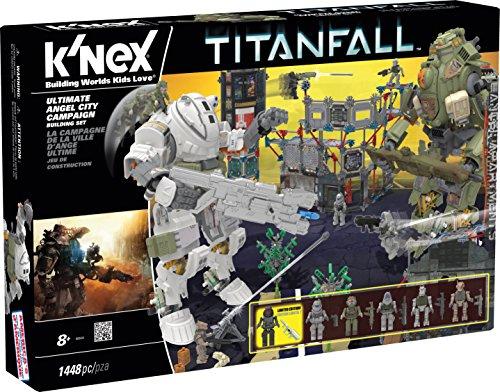 K'NEX Titanfall - Set di costruzioni Angel City