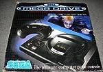 Console Sega Megadrive