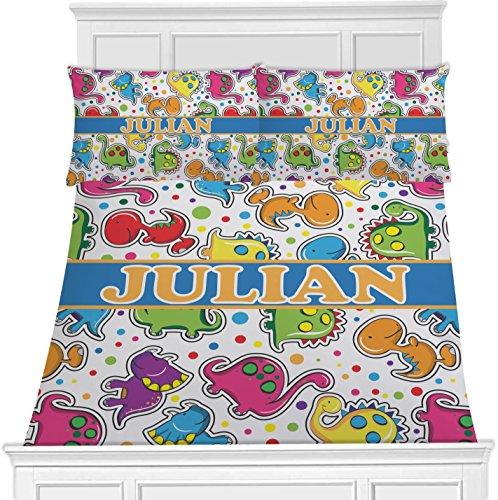 Toddler Dinosaur Bedding front-982265