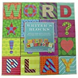 Geo Bright Writer's Blocks - Colorful Letter Blocks to Spell out your Thoughts