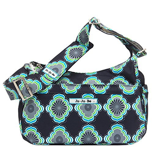 Ju-Ju-Be HoboBe Purse Diaper Bag, Moon Beam