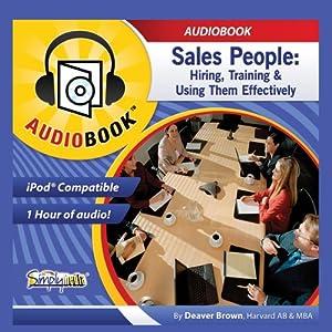 Sales People Audiobook
