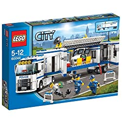 Lego City 60044 Polizei-Ãœberwachungs-Truck