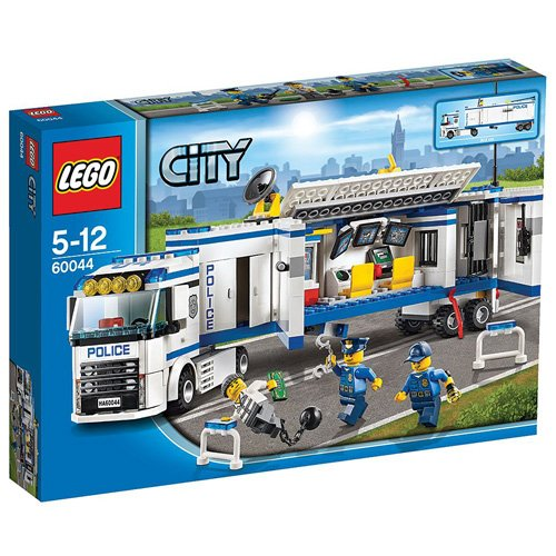LEGO City Police 60044 - Unità Mobile