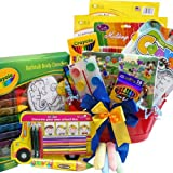 Ultimate Creative Kids Crafts and Fun Gift Basket