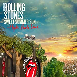 The Rolling Stones: Sweet Summer Sun - Hyde Park Live [DVD +3LP]
