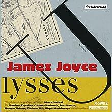 Ulysses Hörspiel von James Joyce Gesprochen von: Corinna Harfouch, Dietmar Bär, Manfred Zapatka