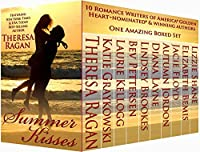 Summer Kisses: Ten Golden Heart © Authors Boxed Set by Theresa Ragan ebook deal