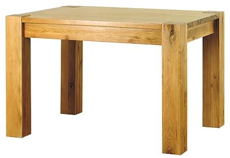 Baumhaus Aston Oak Dining Table (4 Seater)