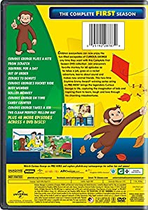 Curious George: Season 1 from Universal Studios Home Entertainment