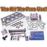 OEM Ford 6.0 Powerstroke 03-Jan 06 Head Gasket Kit 18mm Deleted- EGR Delete, FORD OEM 18mm Head Gaskets, ARP Stud Kit, OEM HPOP Kit, OEM Oil Cooler Kit, OEM Injector Seal Kit, OEM Dummy Plugs