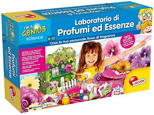 Lisciani Giochi 56354 - I'm a Genius Laboratorio Profumi ed Essenze
