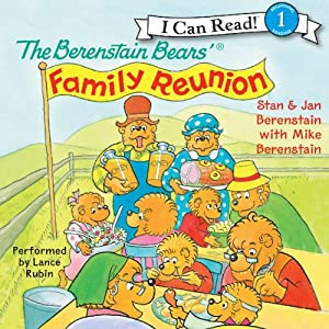 The Berenstain Bears' Family Reunion | [Jan Berenstain]