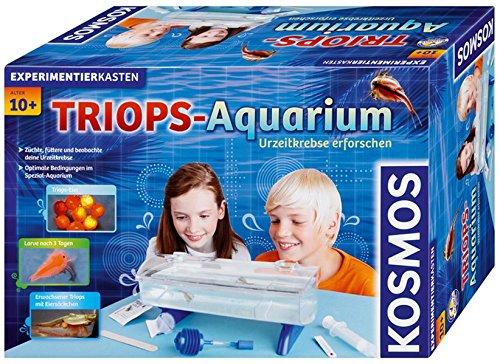 KOSMOS 632823 -  Triops-Aquarium - Studiare gli antichi triopi