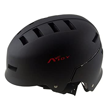 Bike Helmets For Men Aidy Black L Adult Helmet Men