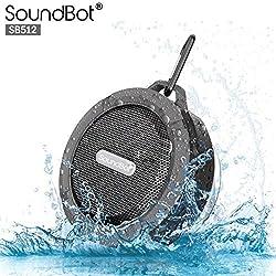 SoundBot SB512 HD Wireless Shower Speaker