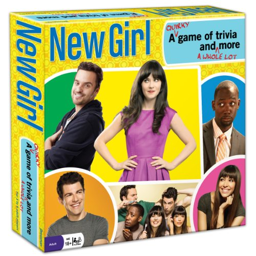 New Girl Board Game